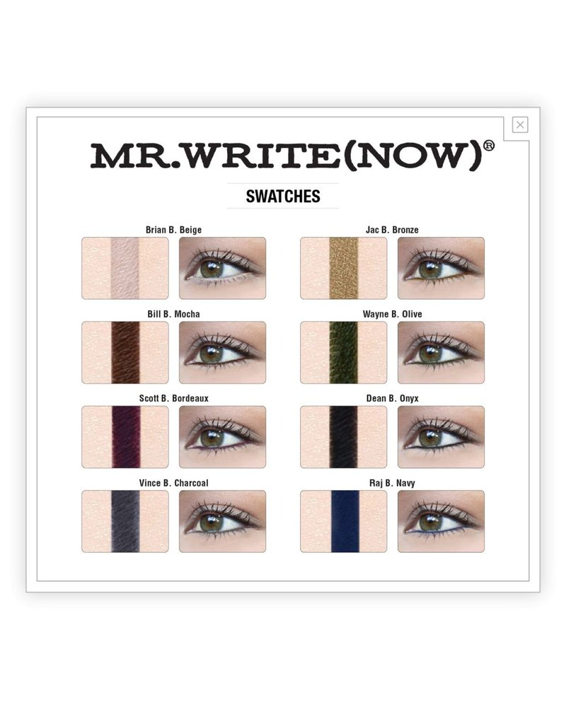 The Balm Eyeliner Mr. Write (now) Brian