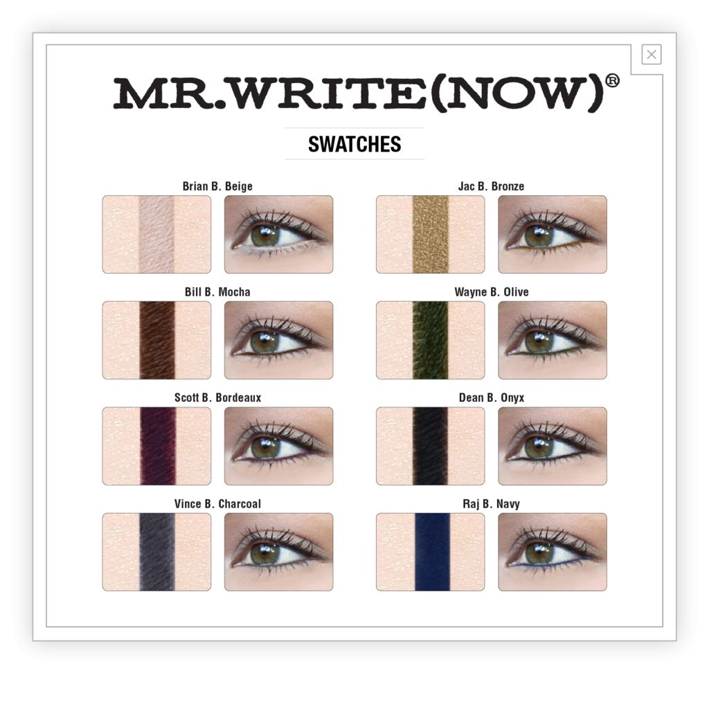 The Balm Eyeliner Mr. Write (now) Jac