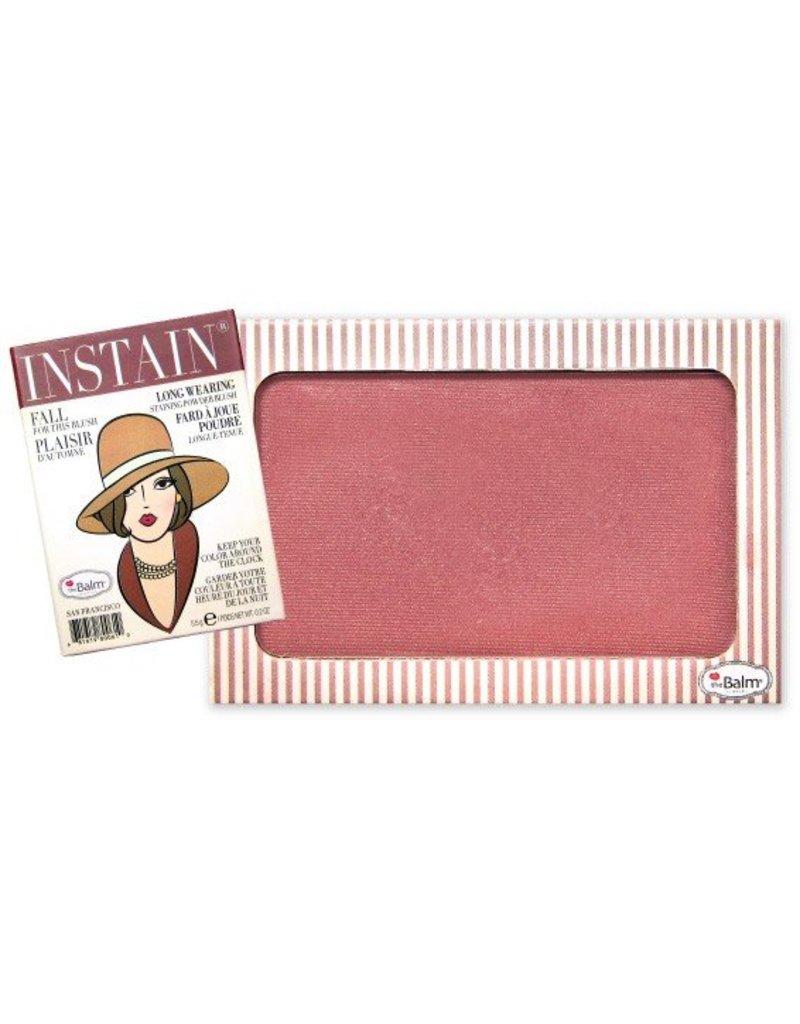 The Balm Instain blush - Pinstripe