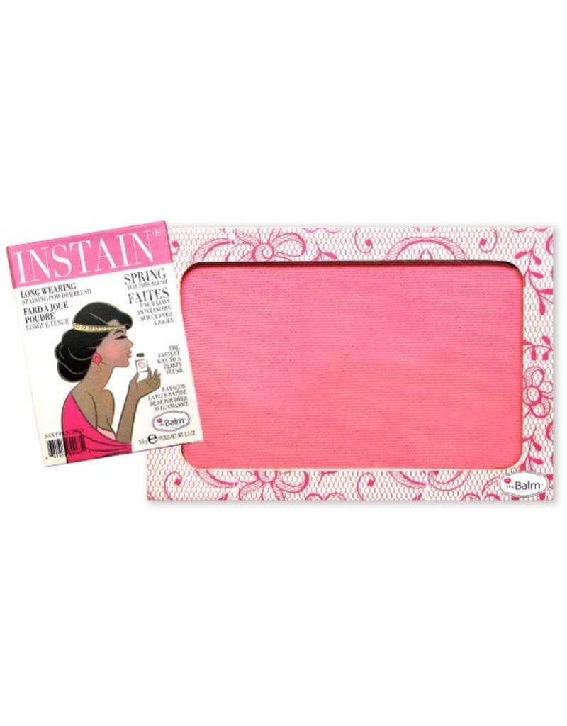 The Balm Instain blush - Lace
