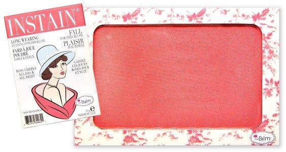 The Balm Instain blush - Toile