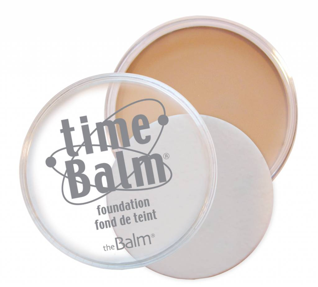 The Balm timeBalm Foundation - Medium