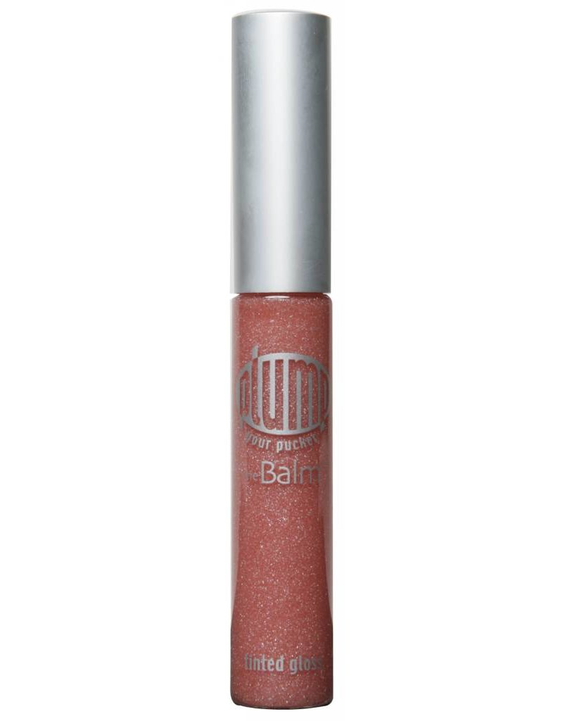 The Balm Plump Your Pucker - Ruby My Grapefruit