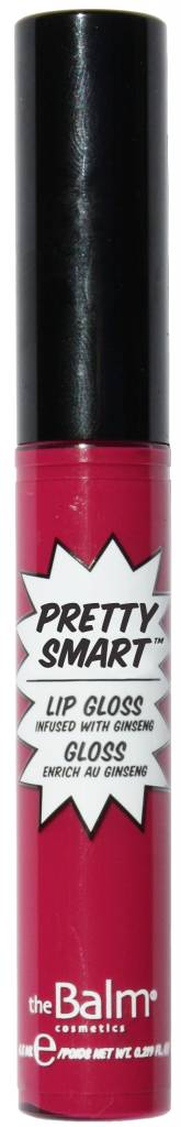 The Balm Pretty Smart Lipgloss - POW!