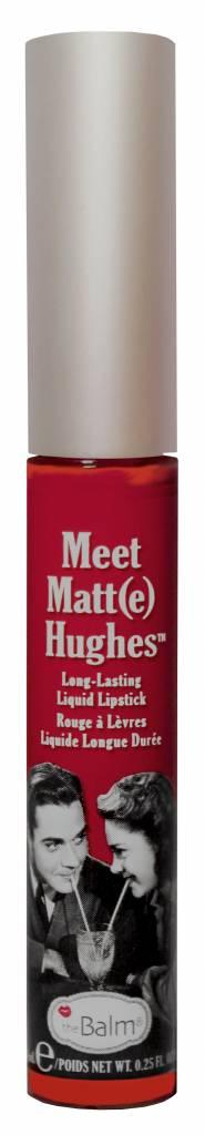 The Balm Meet Matt(e) Hughes - Devoted