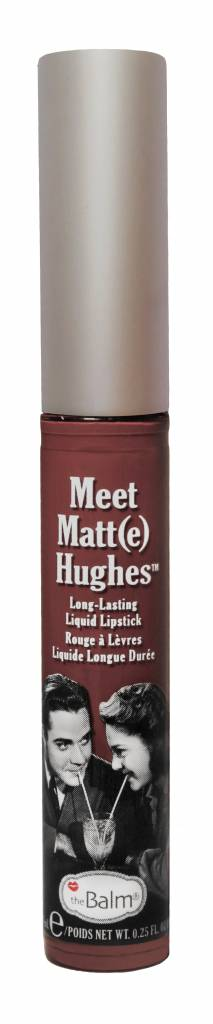 The Balm Meet Matt(e) Hughes - Charming