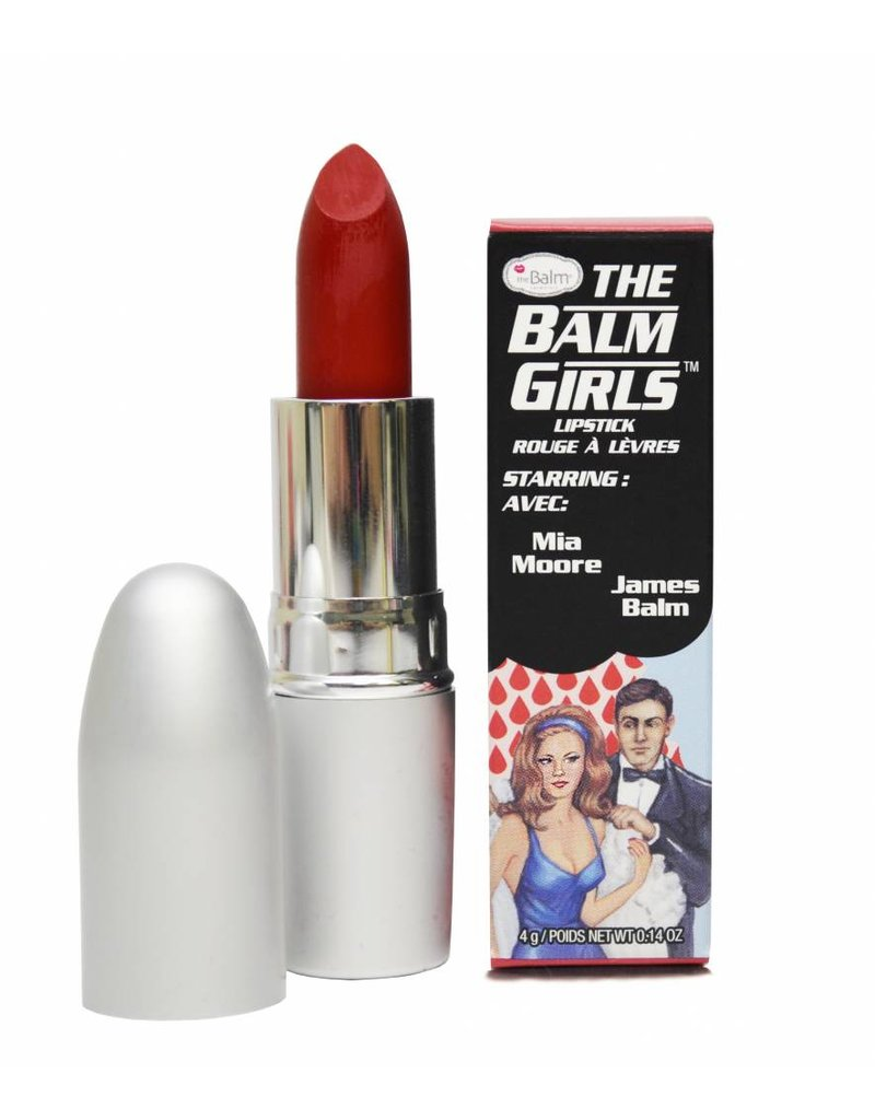 The Balm theBalm Girls Lipstick - Mia Moore