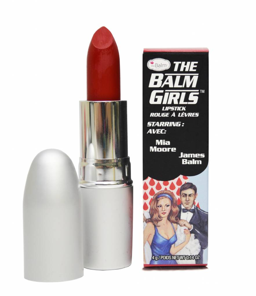 The Balm theBalm Girls Lipstick - Mia Moore