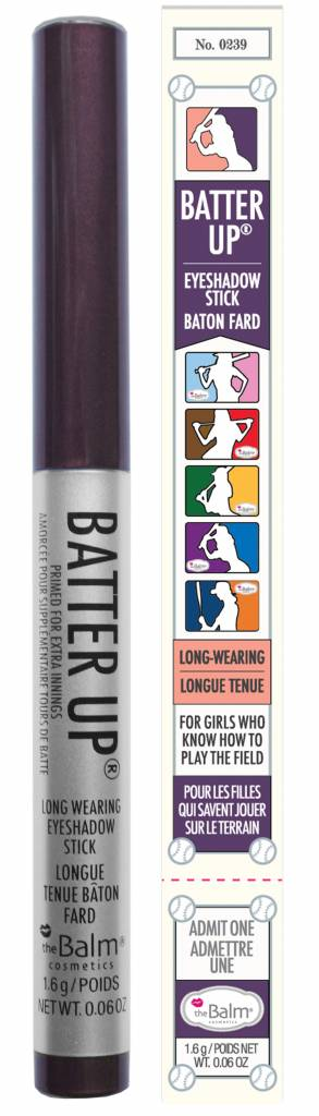 The Balm Batter Up - Slugger