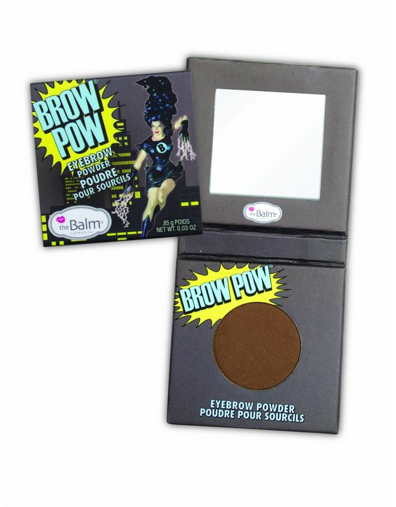 The Balm Brown Pow Poudre Sourcils - Light Brown