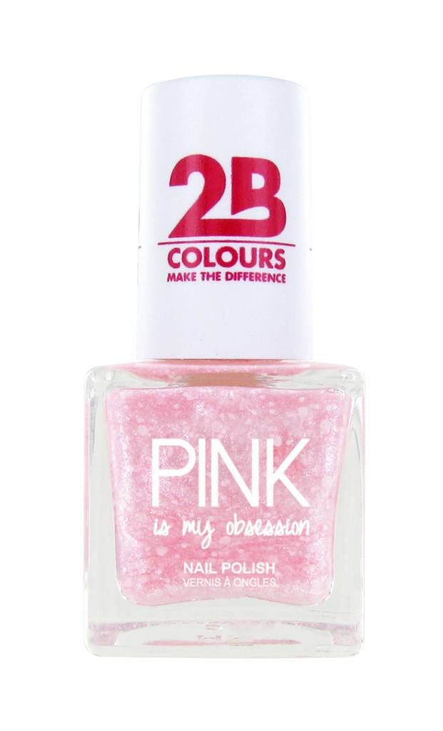 2B Cosmetics Nail polish 700 Pink Obsession