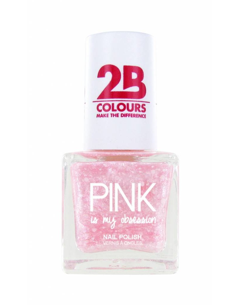2B Cosmetics Vernis à ongles 700 Pink Obsession
