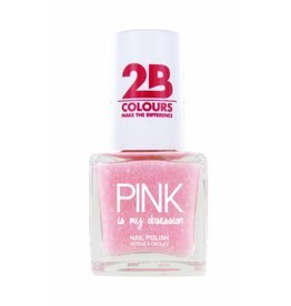 2B Cosmetics Vernis à ongles 701 Pink Obsession