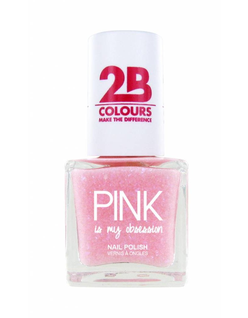 2B Cosmetics Nail polish 701 Pink Obsession