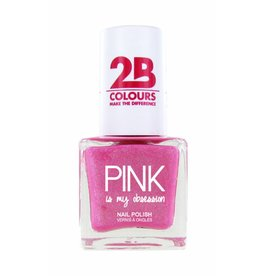 2B Cosmetics Nail polish 702 Pink Obsession
