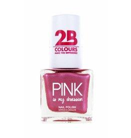 2B Cosmetics Nagellak 703 Pink Obsession