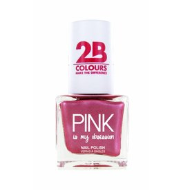 2B Cosmetics Vernis à ongles 703 Pink Obsession