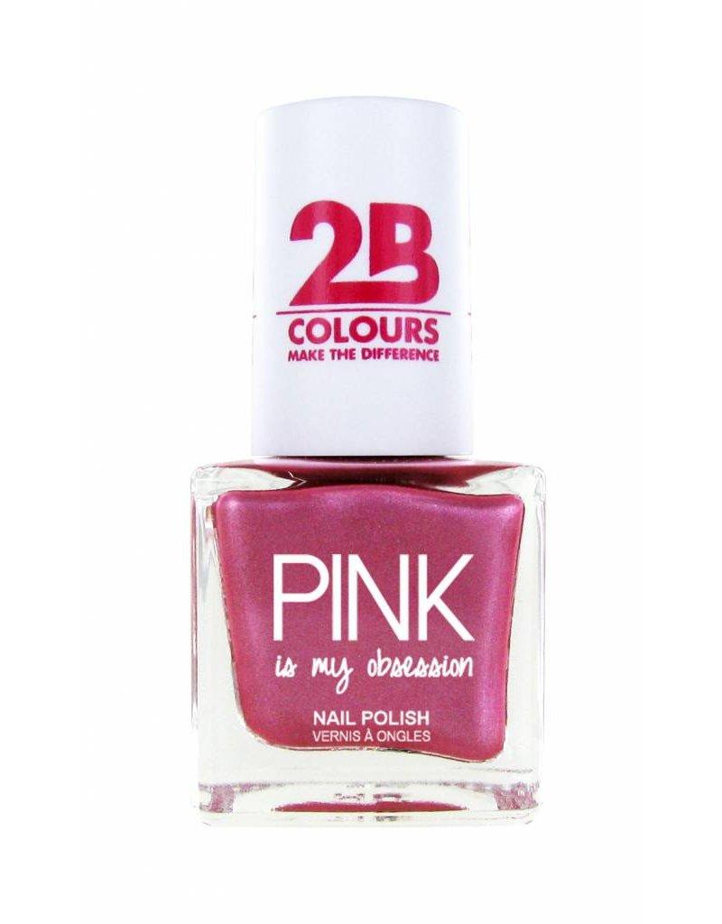 2B Cosmetics Nail polish 703 Pink Obsession