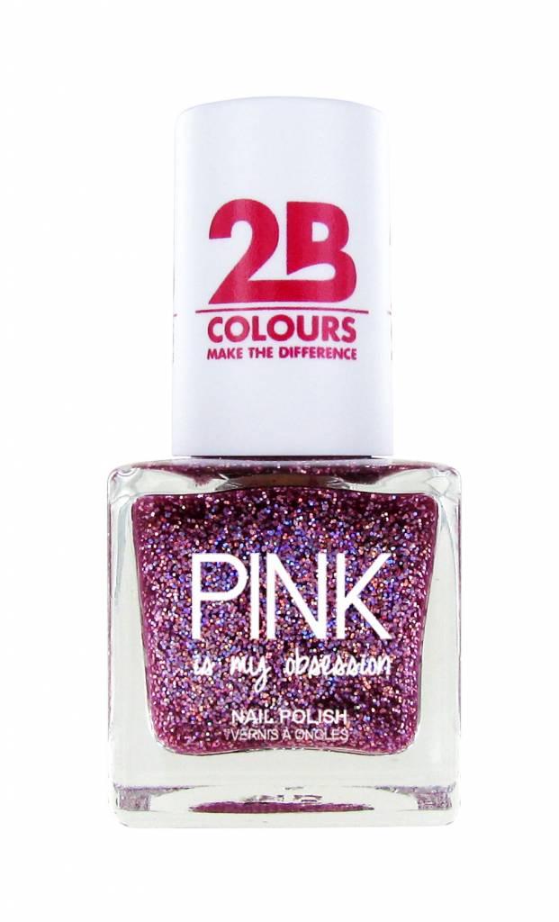 2B Cosmetics Nagellak 704 Pink Obsession