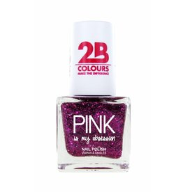 2B Cosmetics Vernis à ongles 705 Pink Obsession