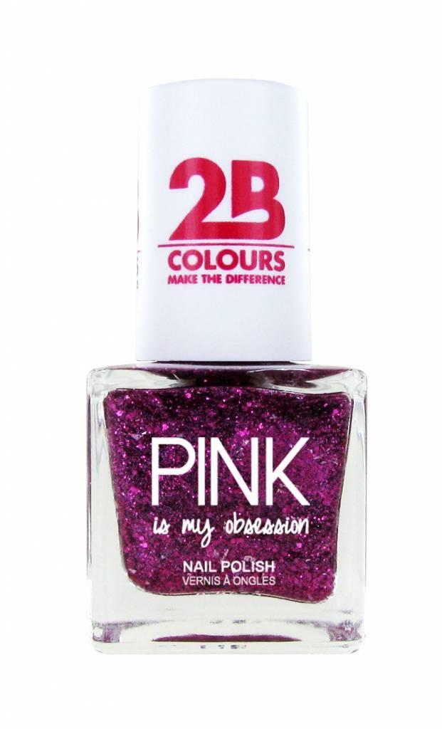 2B Cosmetics Nail polish 705 Pink Obsession