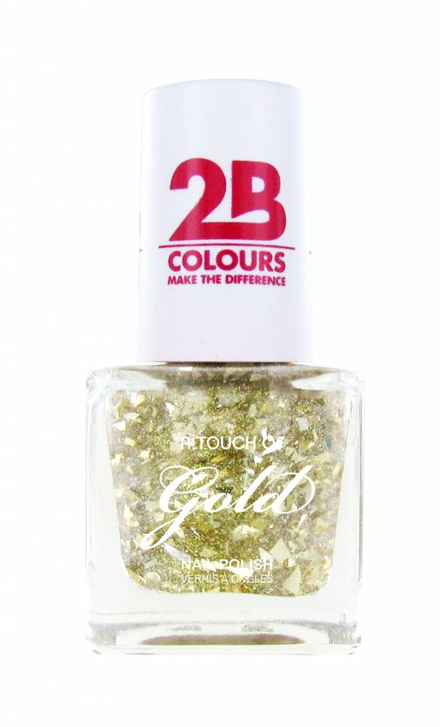 2B Cosmetics Nail polish 706 A Touch Of Gold
