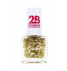 2B Cosmetics Vernis à ongles 708 A Touch Of Gold
