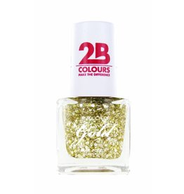 2B Cosmetics Nagellak 710 A Touch Of Gold
