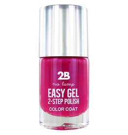2B Cosmetics Easy gel 2 step polish - Fuchsia bouquet