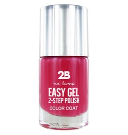 2B Cosmetics Easy gel 2 step polish - La vie en rose