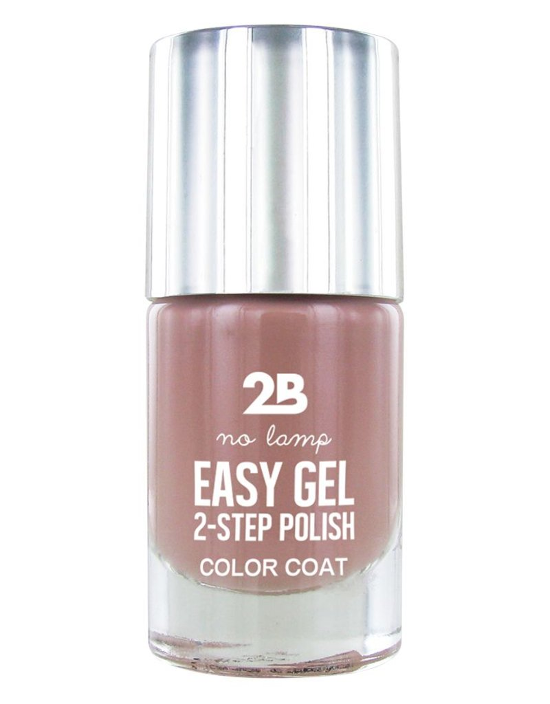 2B Cosmetics Easy gel 2 step polish - Trenchcoat
