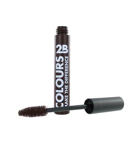 2B Cosmetics Mascara Colours - 12 Chocolate