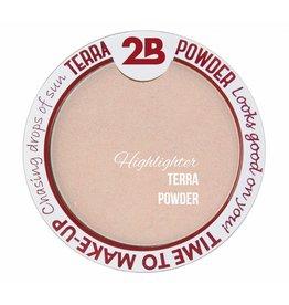 2B Cosmetics Enlumineur De Luxe - 01 Pearl Glow