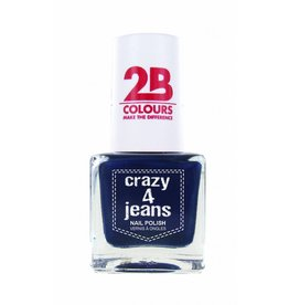2B Cosmetics Nagellak 718 Crazy 4 Jeans