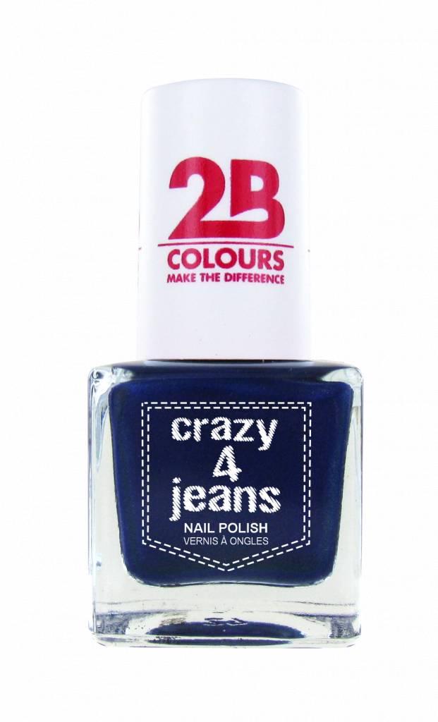 2B Cosmetics Nail polish 718 Crazy 4 Jeans