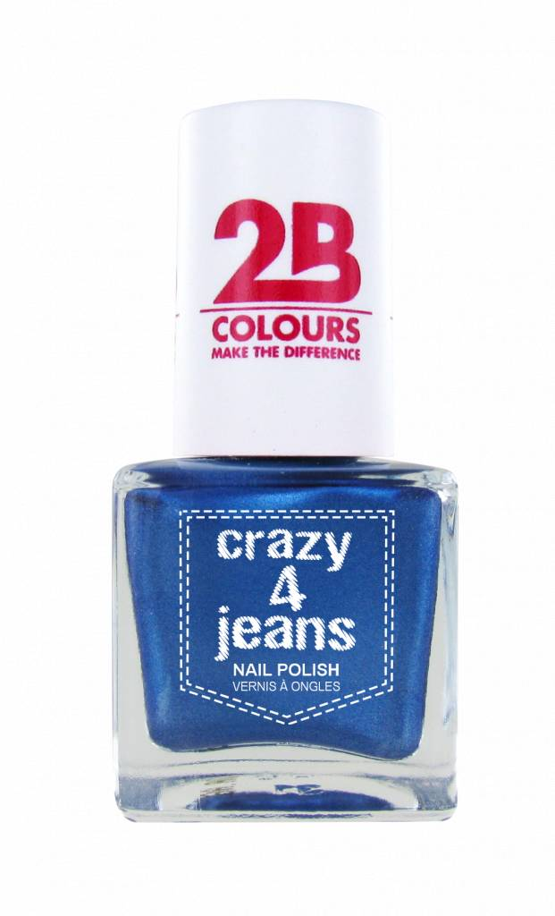 2B Cosmetics Vernis à ongles 720 Crazy 4 Jeans