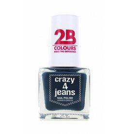 2B Cosmetics Nagellak 722 Crazy 4 Jeans