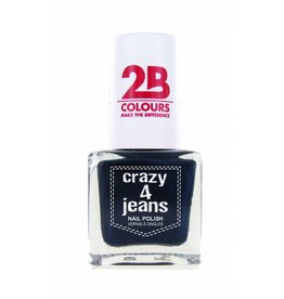 2B Cosmetics Nagellak 723 Crazy 4 Jeans