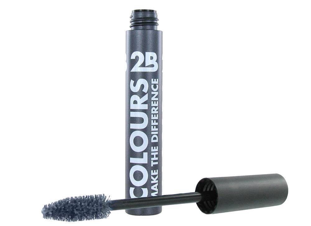 2B Cosmetics Mascara Colours - 13 Anthracite