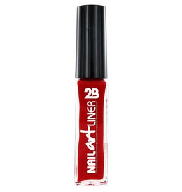 2B Cosmetics Traceur Pour Ongles 10 Rouge
