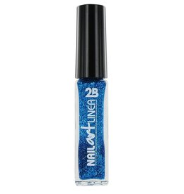 2B Cosmetics Nail Art Liner 06 Azure Blue