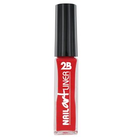 2B Cosmetics Traceur Pour Ongles 14 Rouge Corail