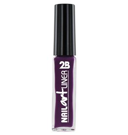 2B Cosmetics Traceur Pour Ongles 11 Violet