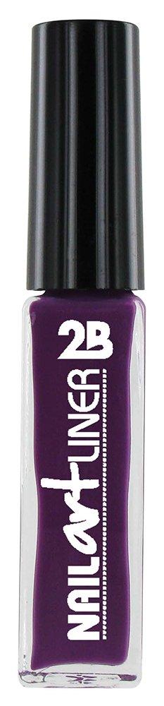 2B Cosmetics Nail Art Liner 11 Violet
