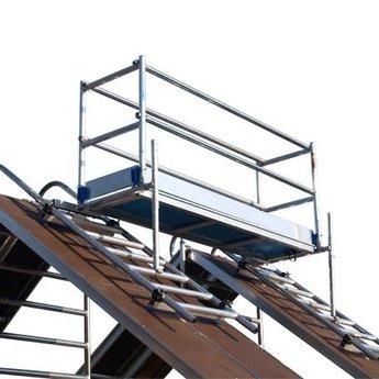 Euroscaffold Dak- schoorsteensteiger compleet 190