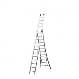 Maxall Driedelige Reform ladder 3x12