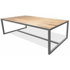 'Kopenhagen' industriële salontafel open structuur