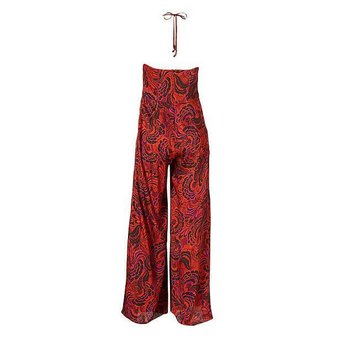 Esprit Red Jumpsuit