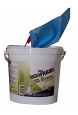 Neofresh Geur & Urine Remover Wipes BIG 2x100st