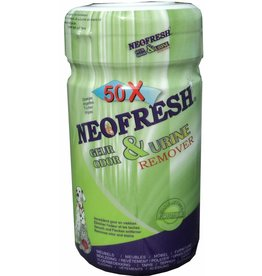 Neofresh Odor  & Urine Remover Wipes  12X 50 CPS